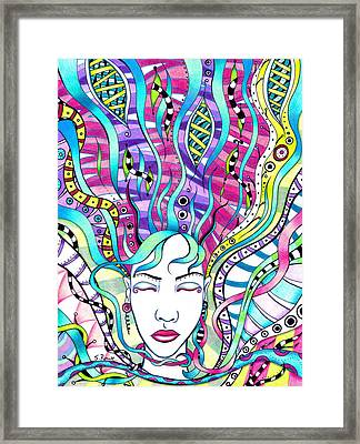 Rejuvenation  Framed Print by Shawna Rowe