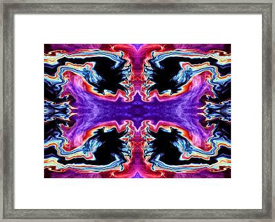 Rekindle Beyond Heartbreak 2013 Framed Print by James Warren