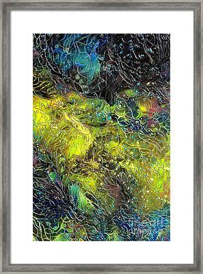 Relatedness Framed Print