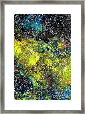 Relatedness Framed Print by Denise Nickey