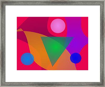 Relationship Framed Print by Masaaki Kimura