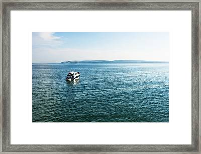 Relax Time Framed Print by Svetlana Sewell