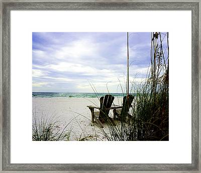 Relaxation Framed Print by Brian Jones