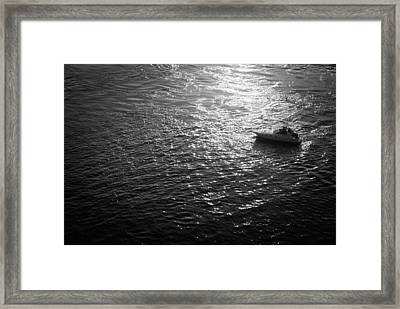 Relaxation Framed Print by John Rossman