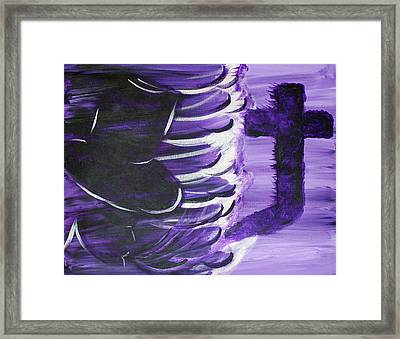 Rele Ghede...call Ghede Framed Print by Dayila Divine
