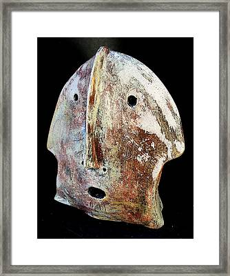 Relics No.3 Framed Print by Mark M  Mellon