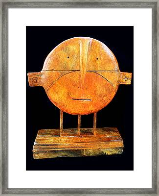 Relics No.7 Framed Print by Mark M  Mellon