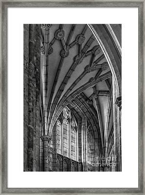 Religious Peak Framed Print by Margie Hurwich