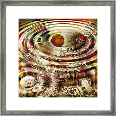 Rem Dreams Framed Print by Wendy J St Christopher