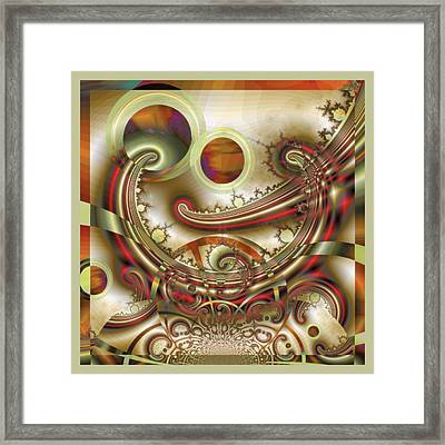 Rem Sleep Framed Print