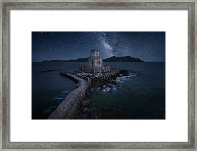 Remains Of The Past Framed Print