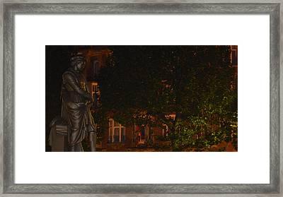 Rembrandt Square Framed Print