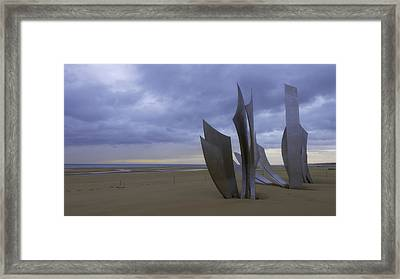 Remember Framed Print by Chad Dutson