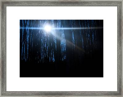 Framed Print featuring the photograph Remember Hope by Peta Thames