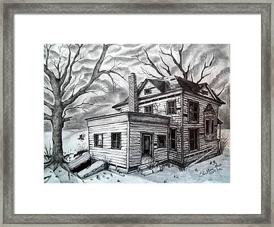Remember Me Framed Print by Shelby Edelman