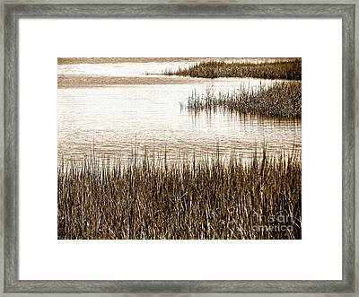 Remember The Silence Framed Print by Q's House of Art ArtandFinePhotography