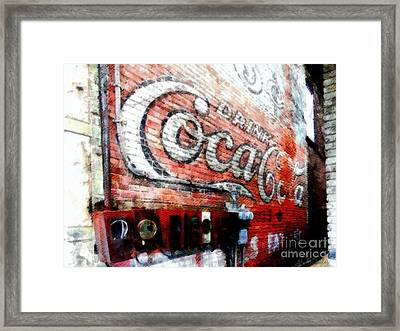 Remember When Framed Print by Janine Riley