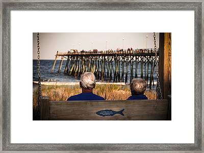 Remember When Framed Print by Karen Wiles