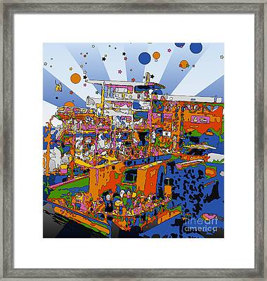 Remember When Framed Print by Terry Weaver