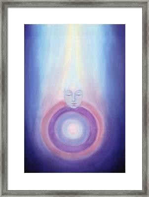 Remember Why Thou Cam'st Framed Print by Shiva  Vangara
