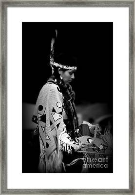 Remembering Ancestors Framed Print by Scarlett Images Photography