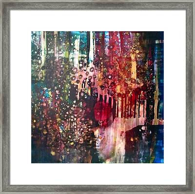 Sold Remembering Framed Print by Caia Matheson
