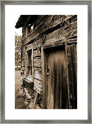 Remembering When  Framed Print by Scott Ware