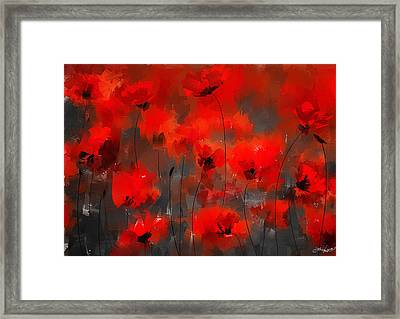 Remembrance Framed Print by Lourry Legarde