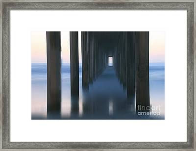 Reminisce Framed Print by Marco Crupi