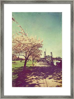 Reminiscing Framed Print by Laurie Search