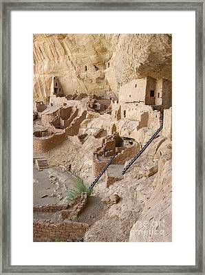 Remnants Of Civilization Framed Print