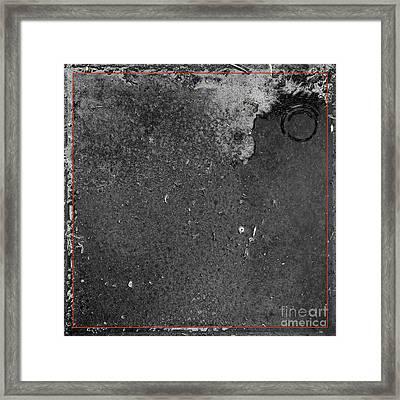 Remnants Xx Framed Print by Paul Davenport