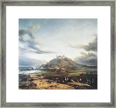 Remond, Jean Charles Joseph 1795-1875 Framed Print by Everett