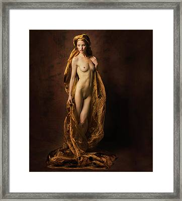 Renaissance. Framed Print