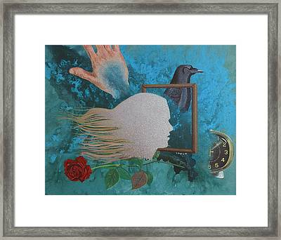 Rendesvous Framed Print by Scott Kingery