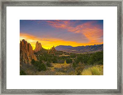 Renewed Hope Framed Print