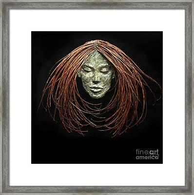 Renewed Solace Framed Print by Adam Long