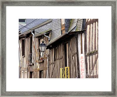 Rennes France Framed Print