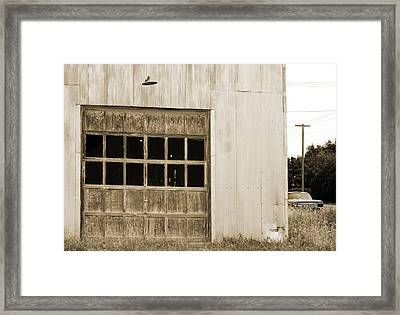 Repair Framed Print