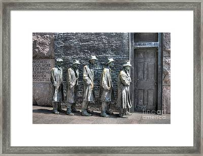 Repeating History ? Framed Print by Robert Pearson