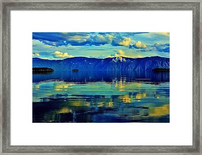Repose Framed Print