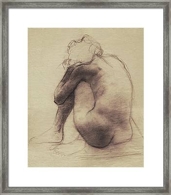 Repose Framed Print by Eric Fan