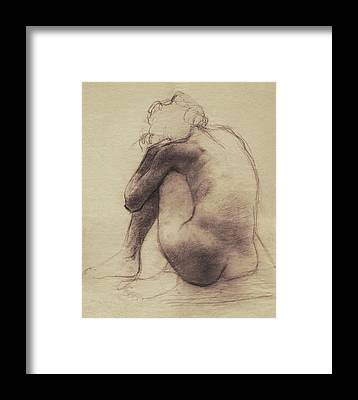 Drawing Framed Prints