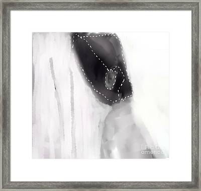 Repressed Youth Framed Print by Rc Rcd