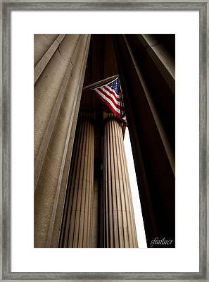 Republic Framed Print by Steven Milner