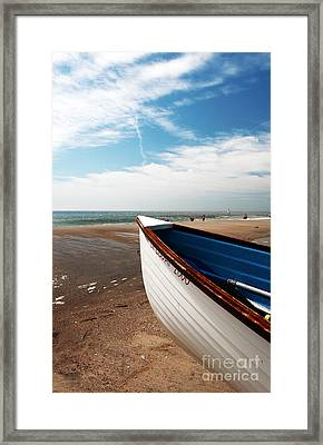 Rescue Framed Print by John Rizzuto