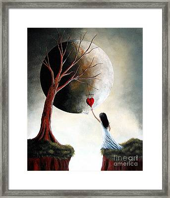 Reserved By Shawna Erback Framed Print
