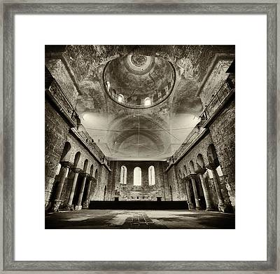 Resilient - Hagia Irene Framed Print by Stephen Stookey