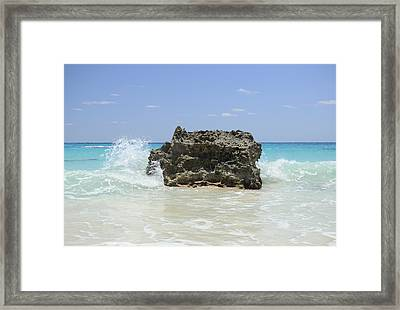 Rest And Relaxation Framed Print by Luke Moore