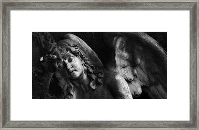 Rest Your Weary Head Framed Print by Marc Huebner